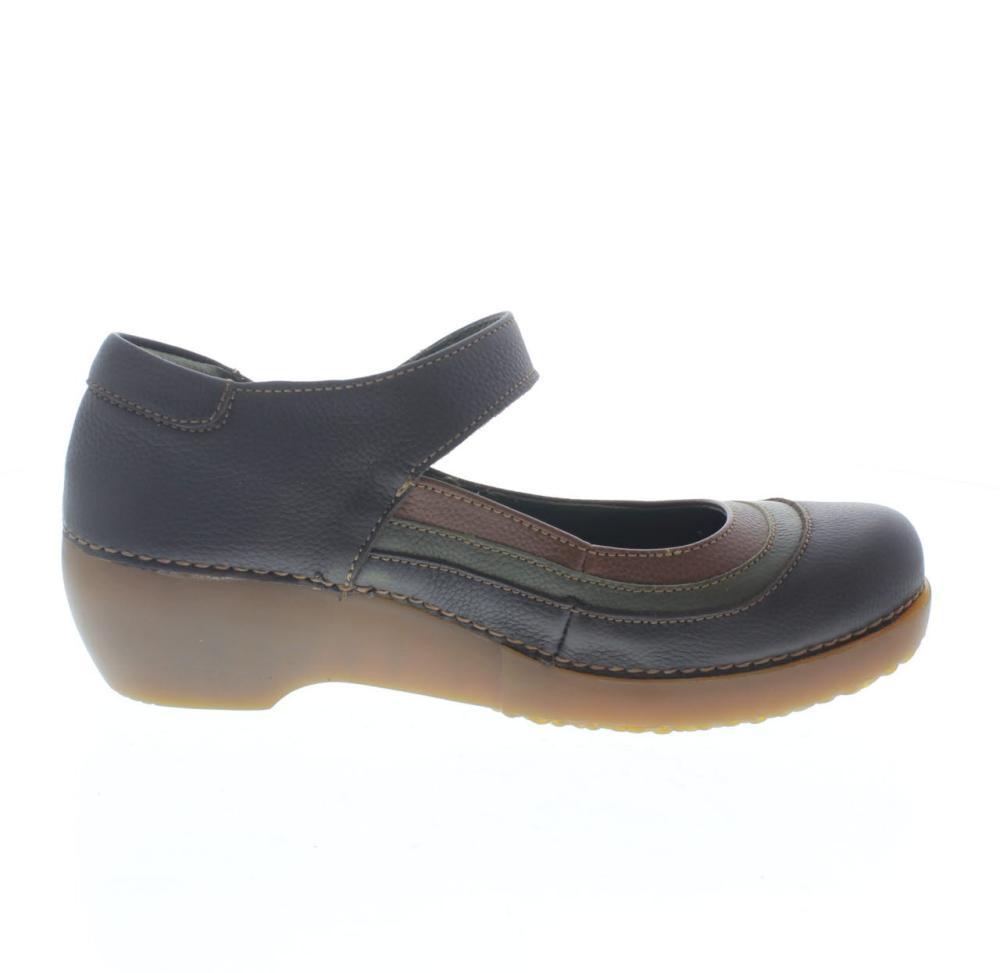 el naturalista tricot marrone scarpe ballerina donna moda nc78. Black Bedroom Furniture Sets. Home Design Ideas