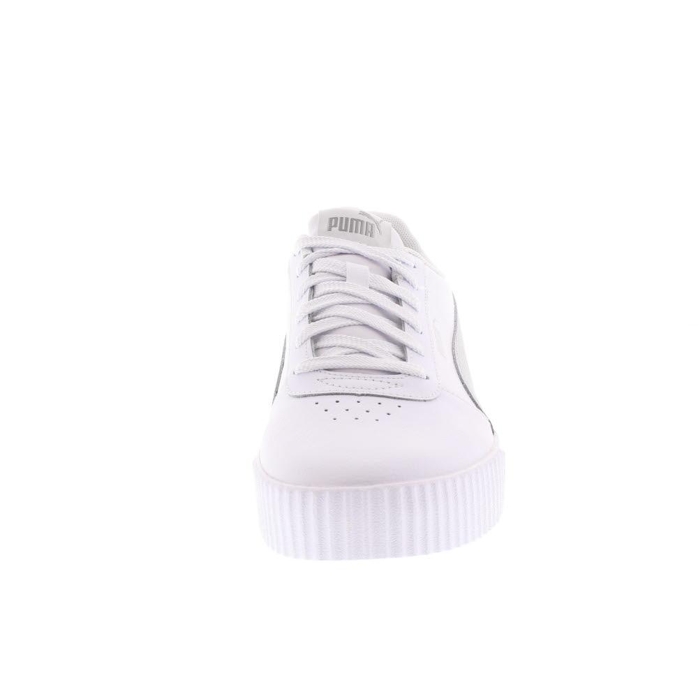 PUMA carina L bianco Scarpe sneaker donna sport 370325