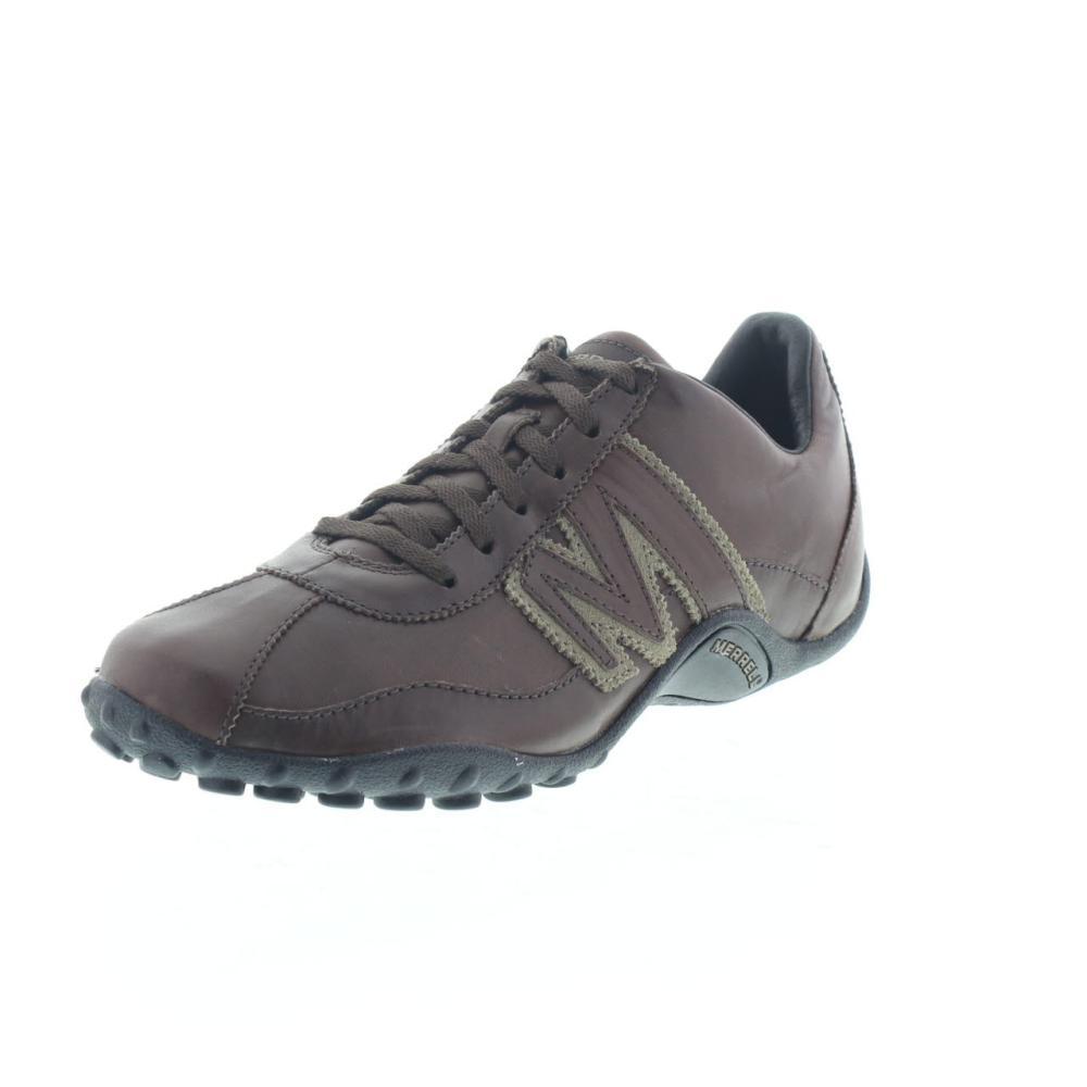 53ebaa0781 MERRELL sprint blast leather dark brown Shoes casual man fashion J15663