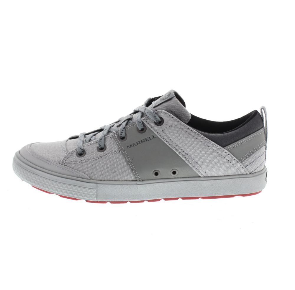 c4d8f0f20c9a MERRELL rant discovery grey Shoes canvas man fashion J94091