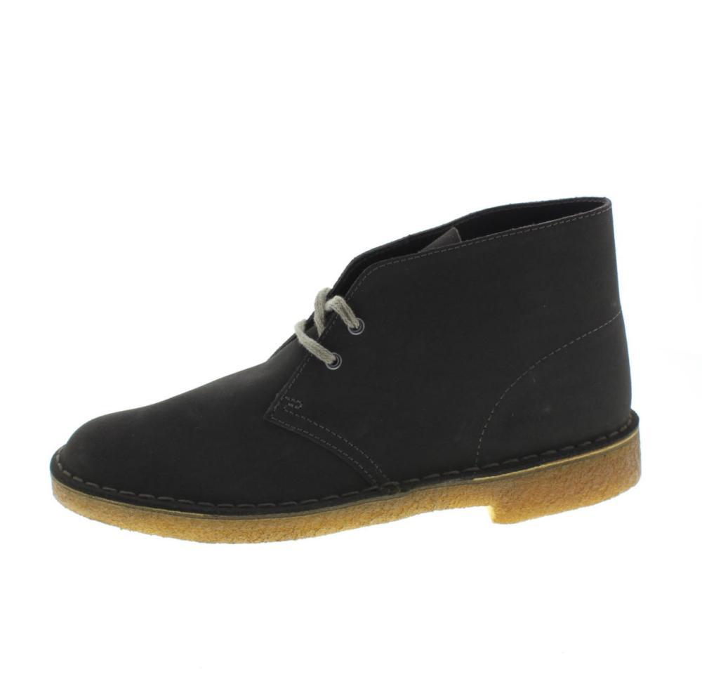 CLARKS desert boot grey Shoes clarks man classic 26 141744
