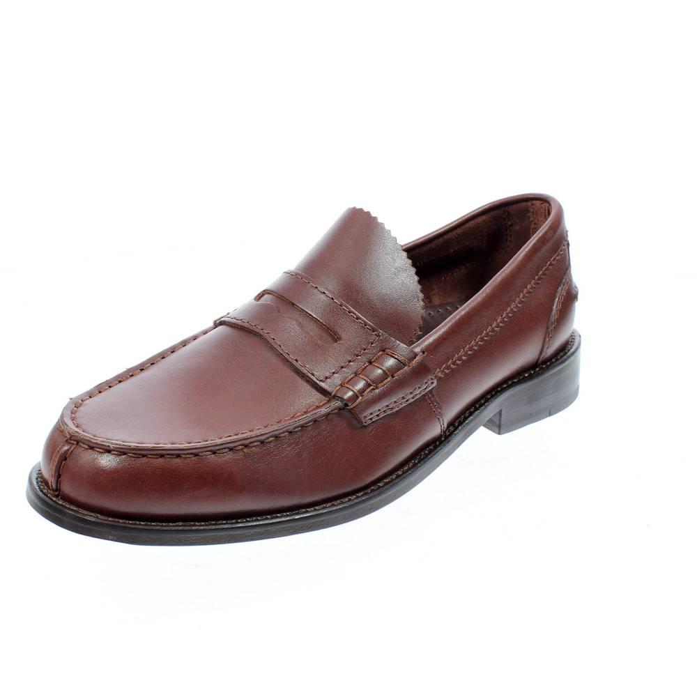 CLARKS 20349842 beary loafer Calzature Uomo Classico College Scarpe classiche da uomo