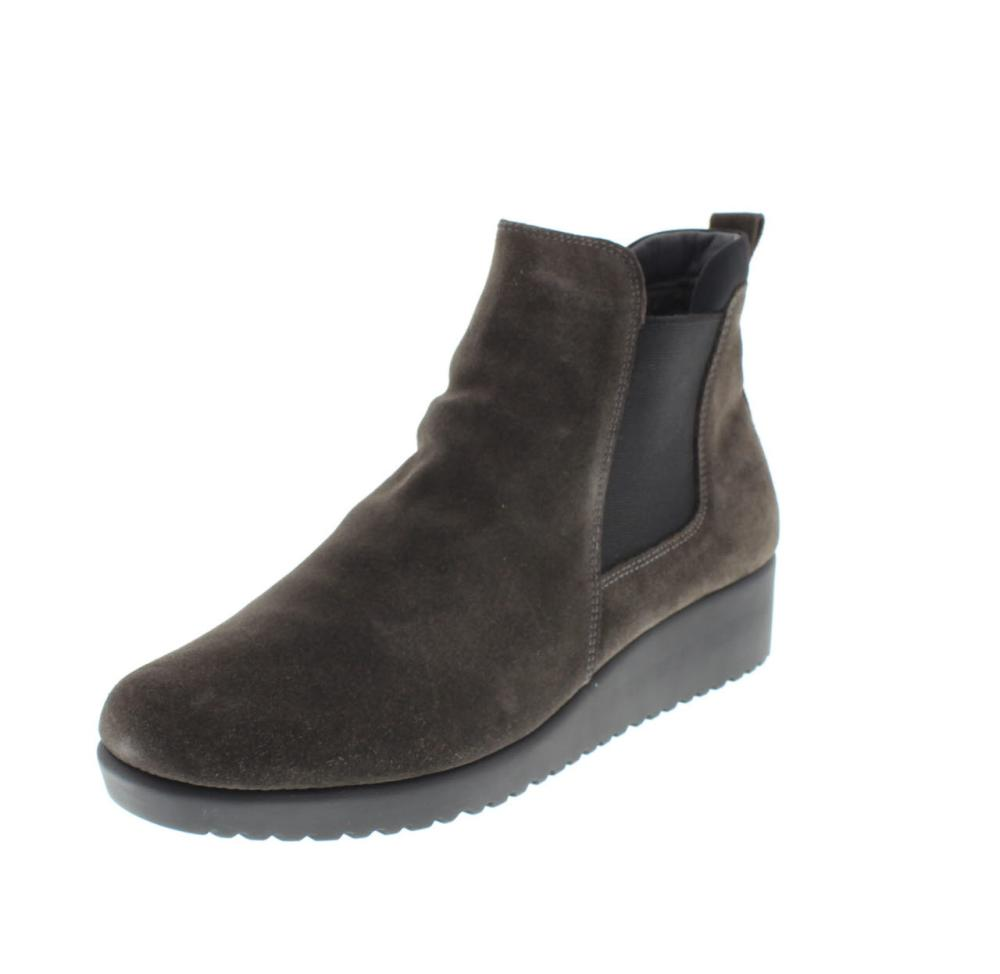 suede classic do grey AEROSOLES woman it must Shoes ankle boot wBqn4tzZx