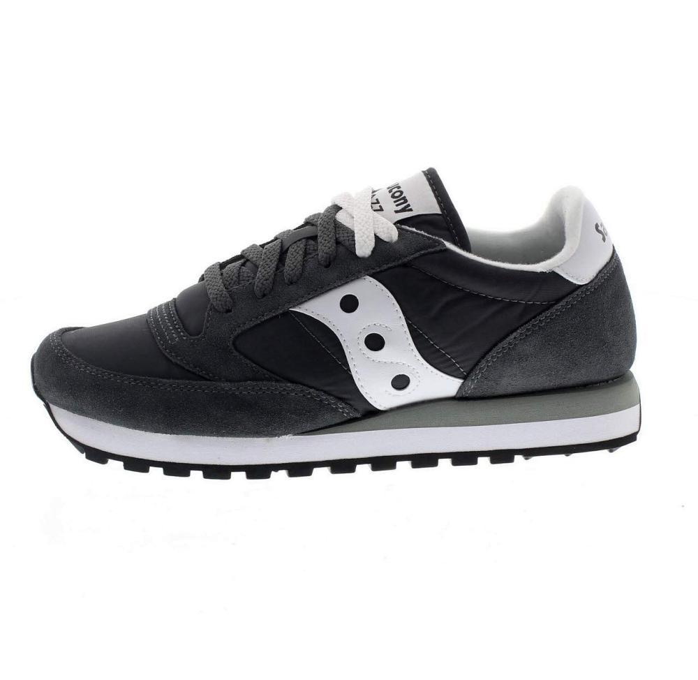 Saucony sneakers basse scarpe sneaker uomo 2044 354 charcoal