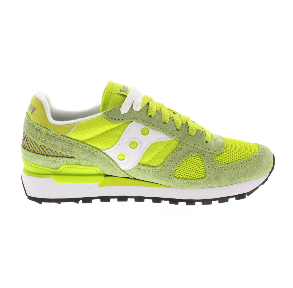 new concept deca9 392a8 SAUCONY shadow original green Shoes running woman sport 1108