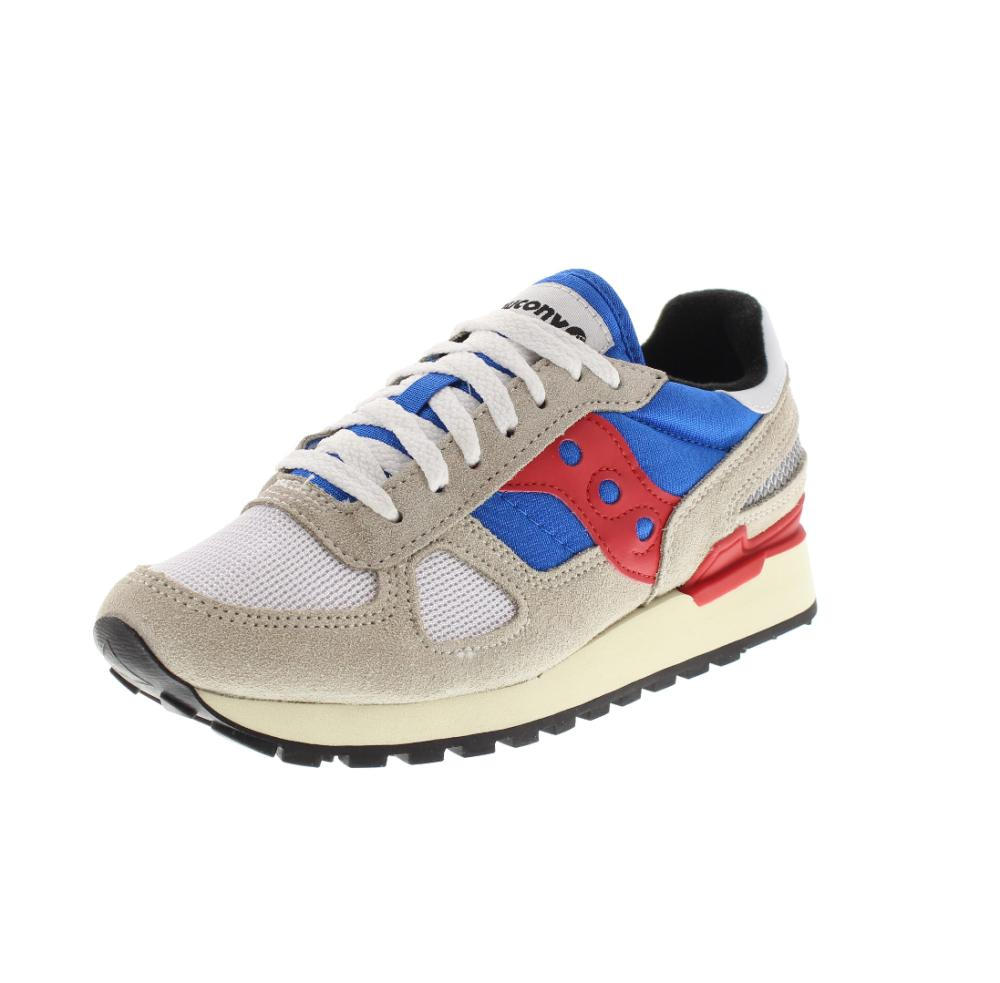 more photos 7ed97 58cd3 SAUCONY shadow vintage grey Shoes running man sport shoe 70424