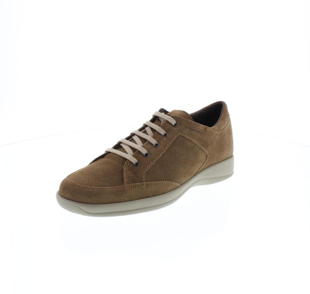 f9cb31901238f Scarpe · Uomo · Moda · Sneaker  STONEFLY season velour marrone. STONEFLY  season velour Colore marrone