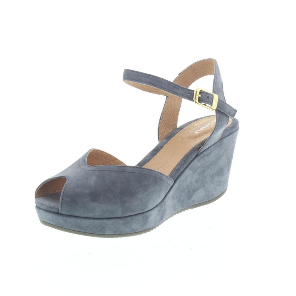 a117920a532fc Scarpe · Donna · Sandalo · Zeppa  STONEFLY marlene nubuk jeans. STONEFLY  marlene nubuk Colore jeans