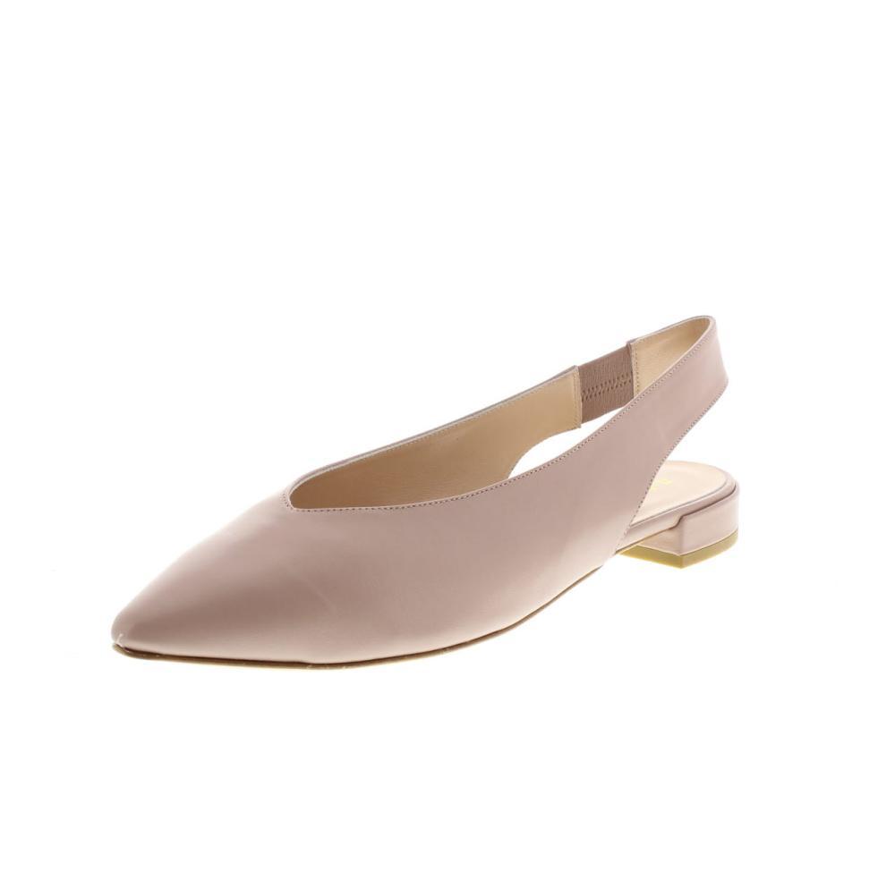 new style d88fc b6f4f IL BORGO FIRENZE rosa Scarpe ballerina donna moda F309