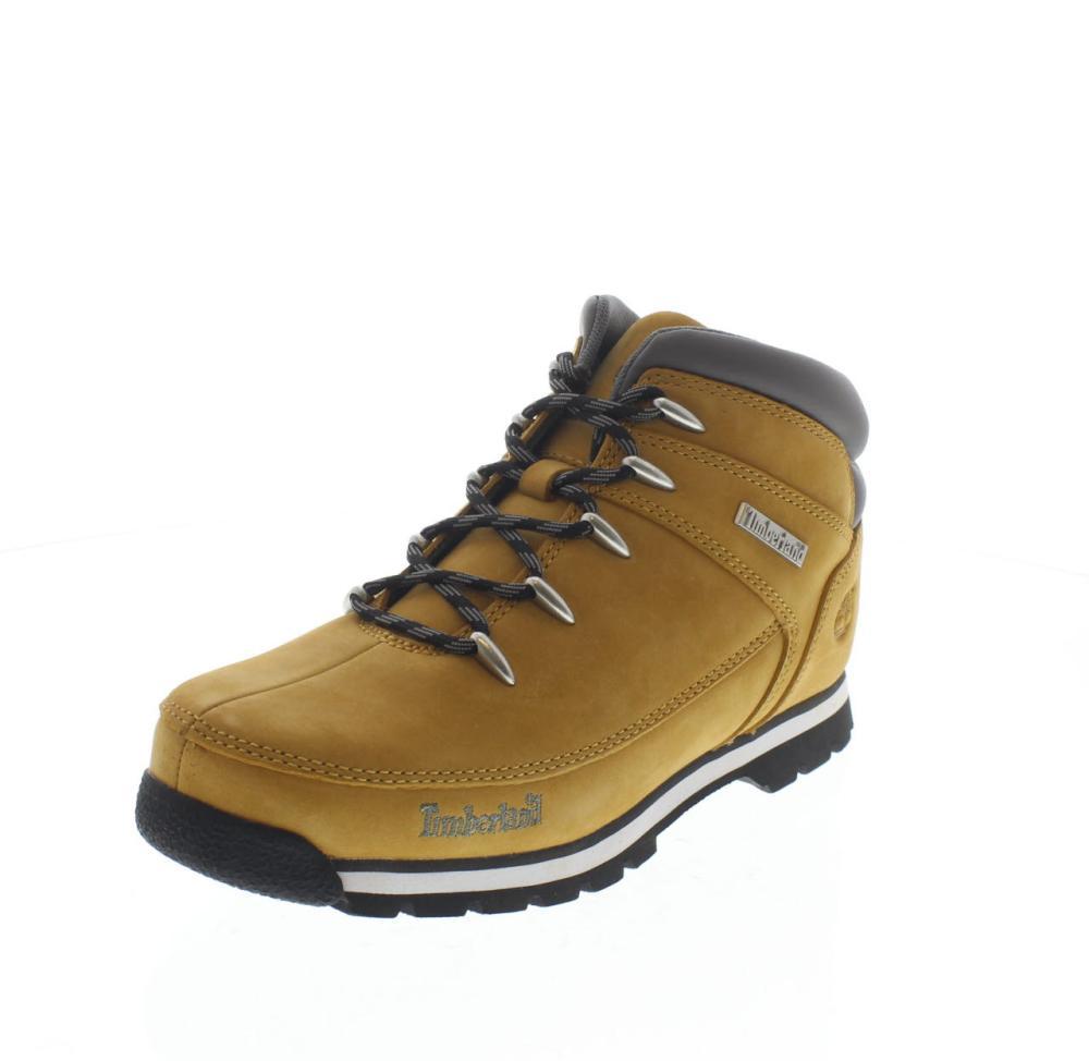 efa35edb TIMBERLAND Euro sprint yellow Shoes ankle boot boy fashion 6690R