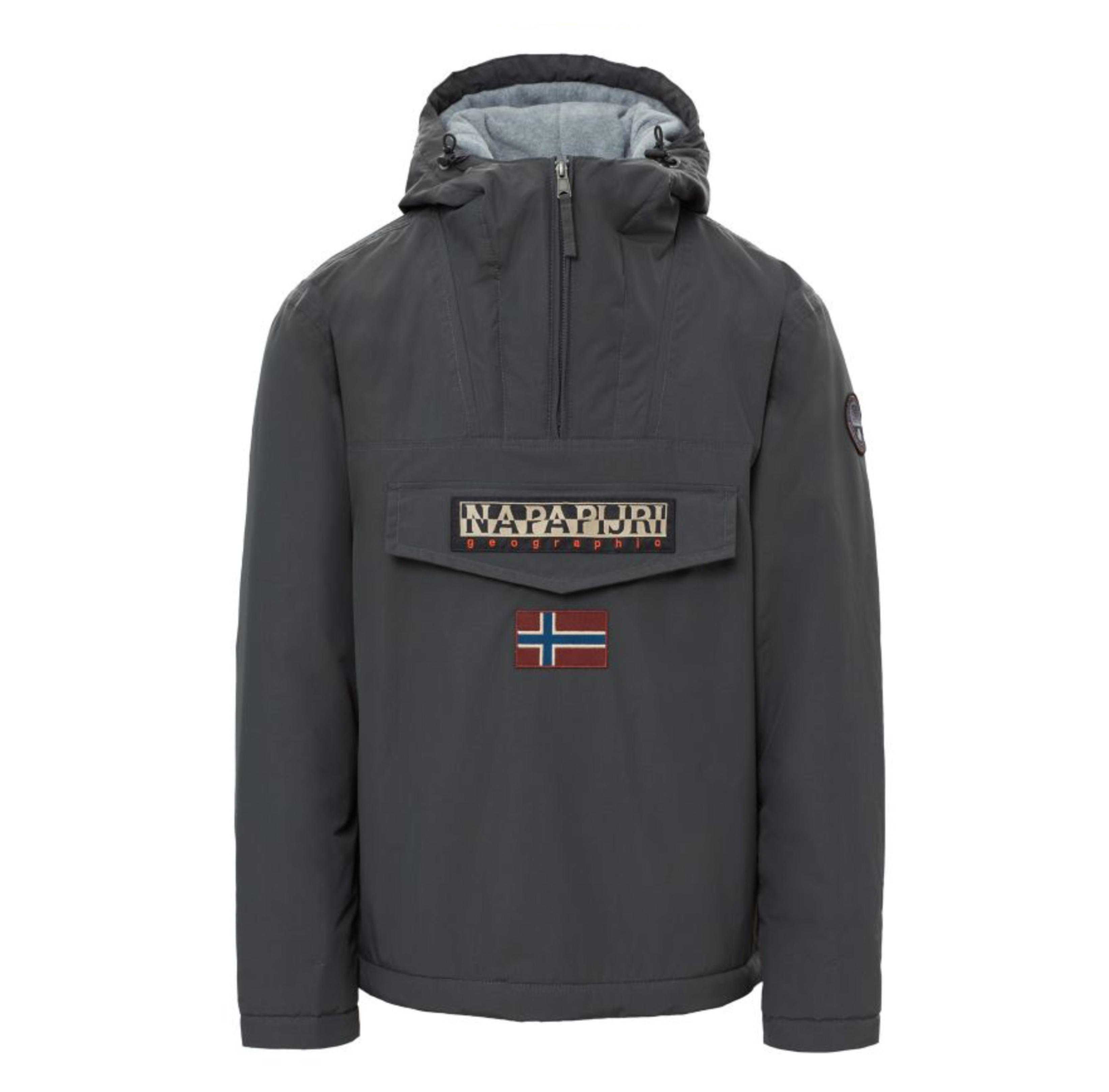 moins cher éclatant artisanat de qualité NAPAPIJRI rainforest winter gris Vêtements homme vestes et ...