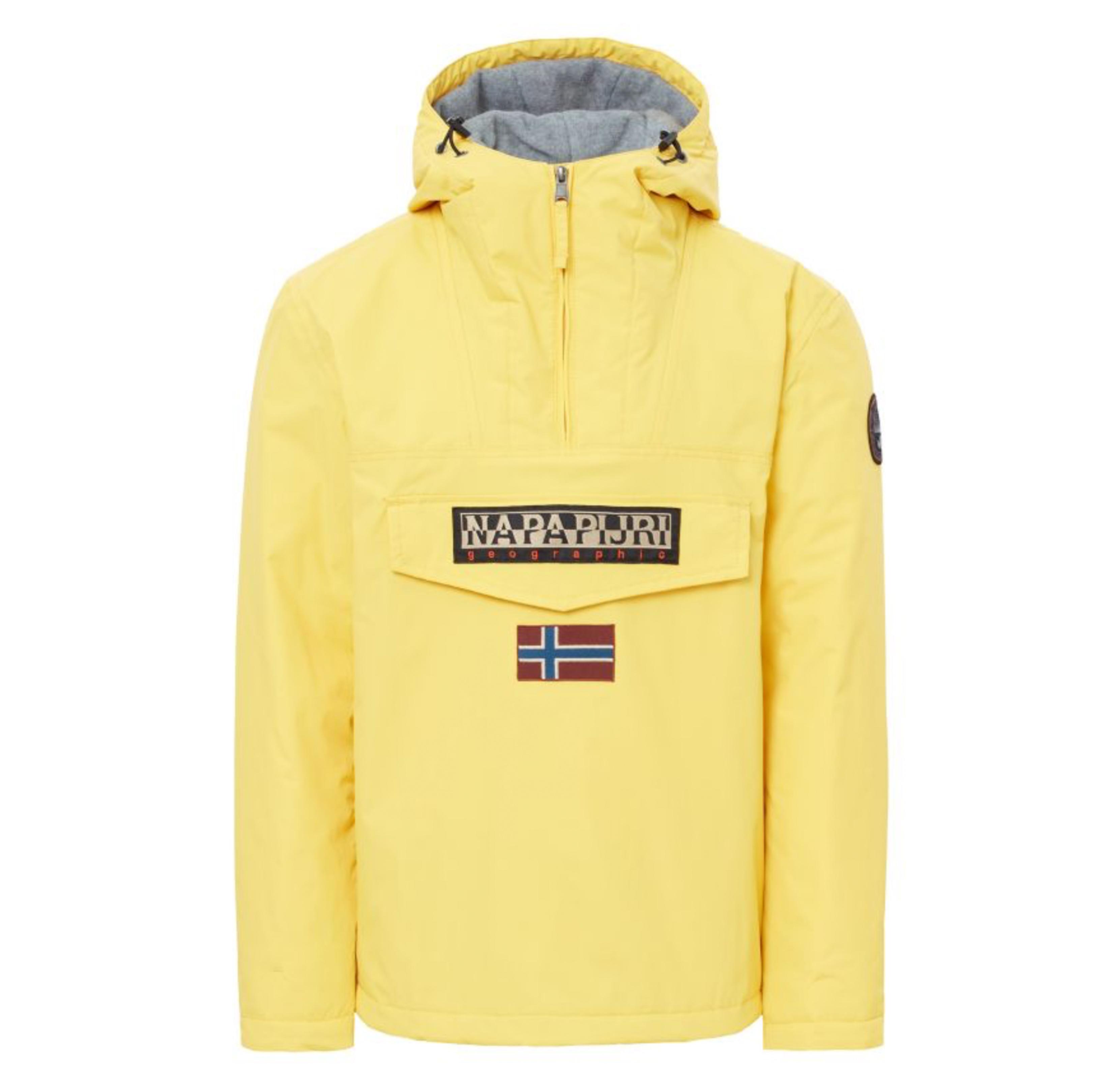 caractéristiques exceptionnelles modèle unique super service NAPAPIJRI rainforest winter jaune Vêtements homme vestes et ...