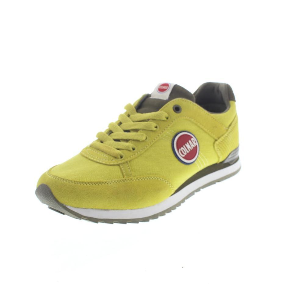 COLMAR yellow Shoes running man sport shoe TRAVIS COLOR 138cb66e1ec