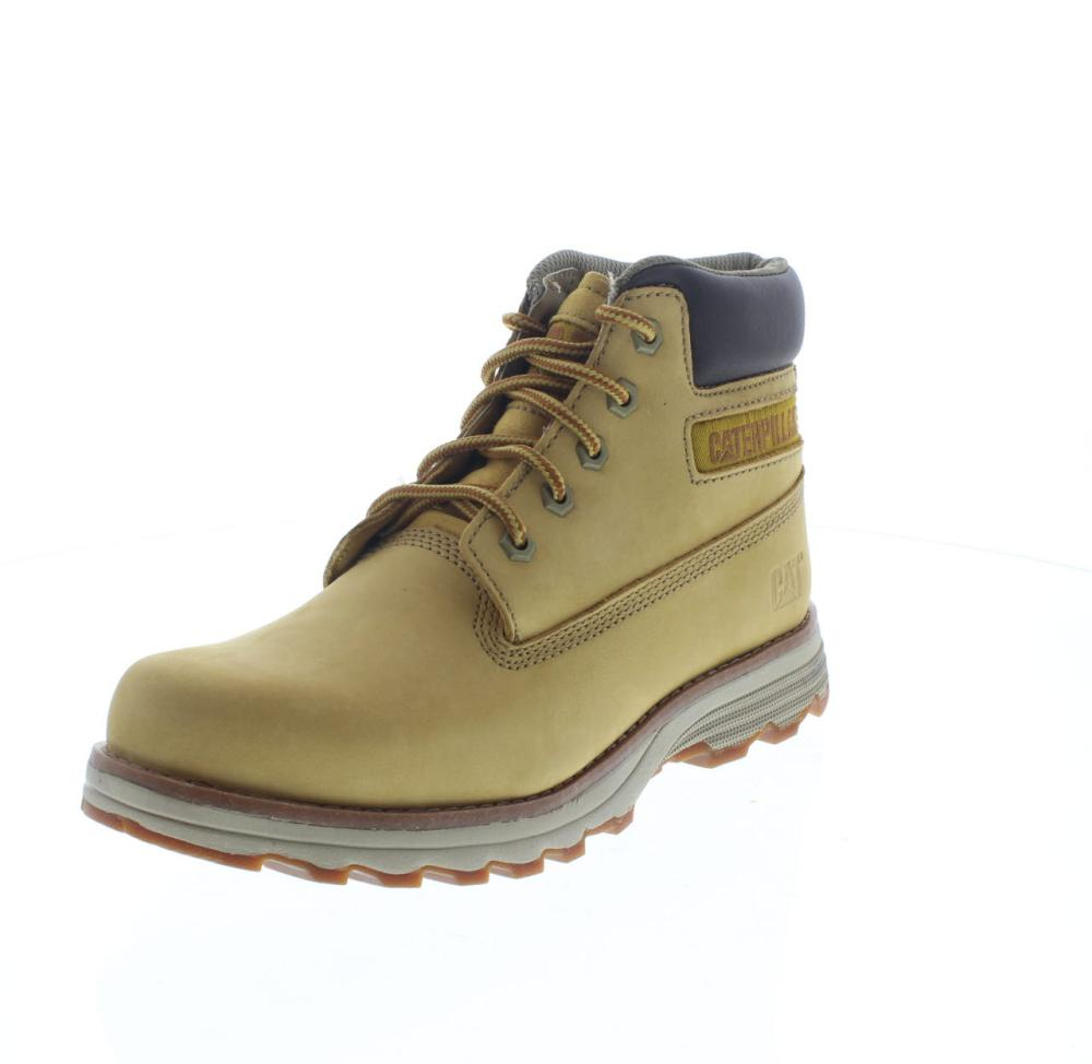 2dbae2a3f CATERPILLAR founder yellow Shoes ankle boot man fashion P717821