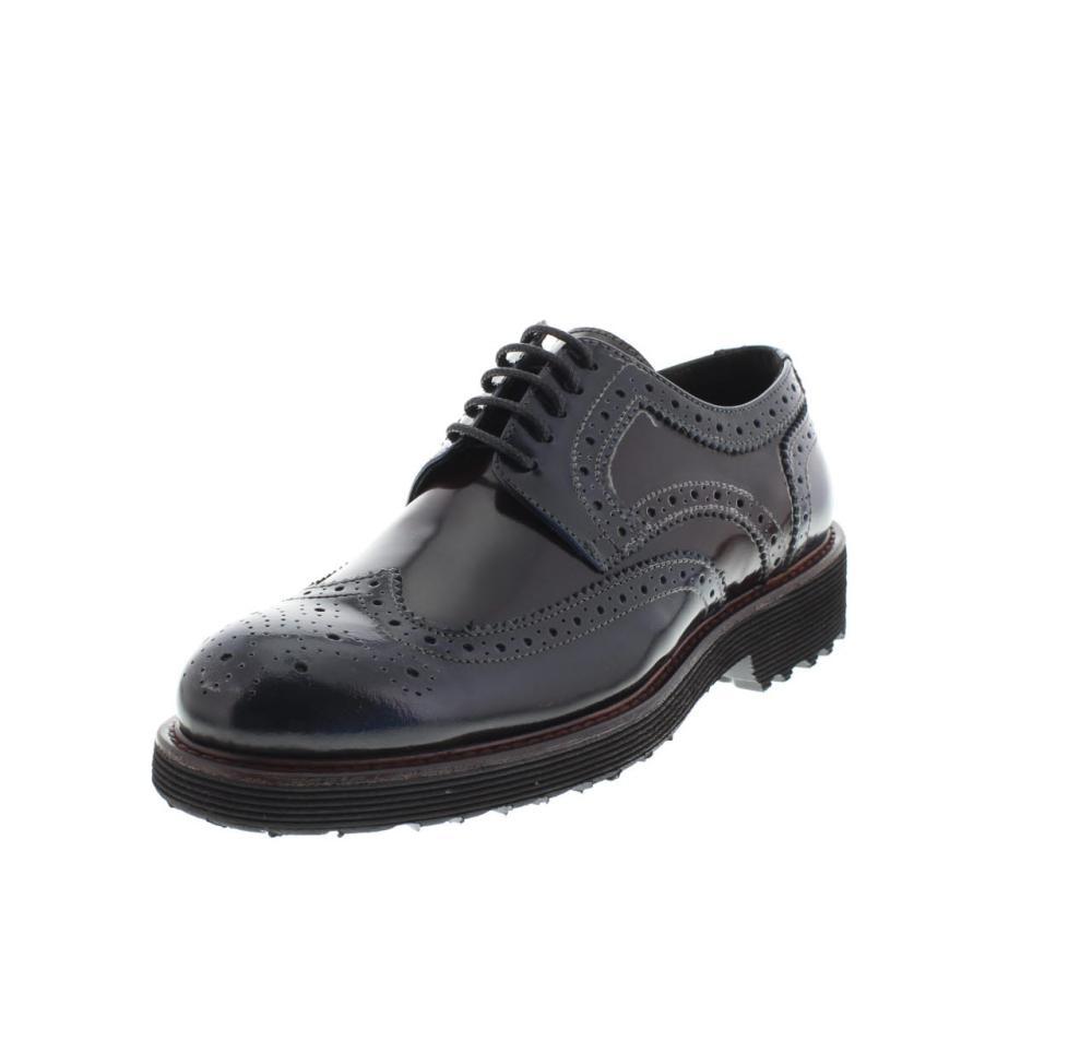 EXTON SRL 490 abrasivato chaussures hommes Moda Fashion